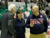 Stefania Saccardi e Luca Borsetti pallacanestro firenze basket