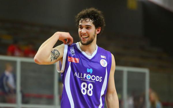 Matteo Caroli anima della Fiorentina Basket