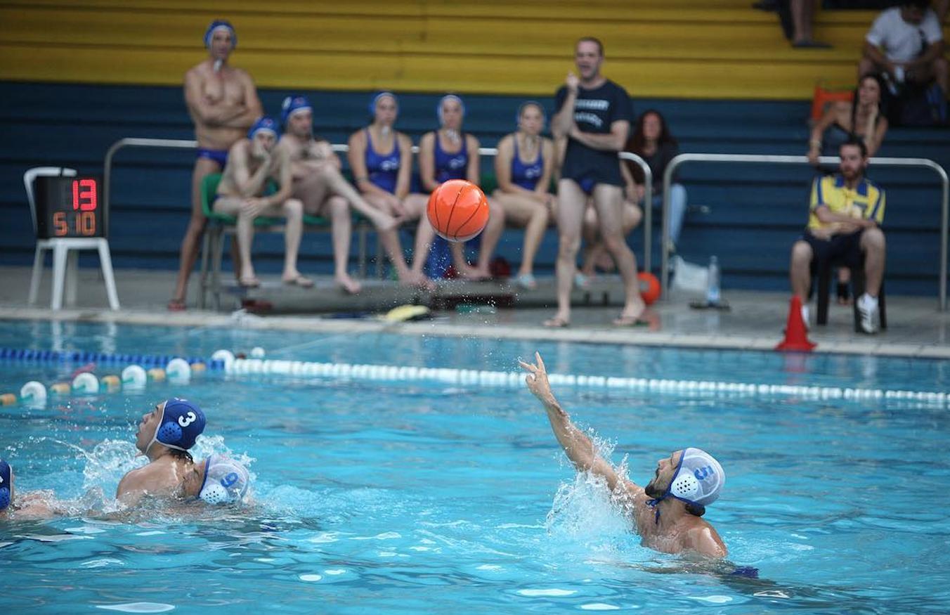 Waterbasket, un tiro dalla lunga