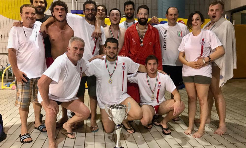 Gran finale per il waterbasket campionato e european - Piscina nannini firenze ...