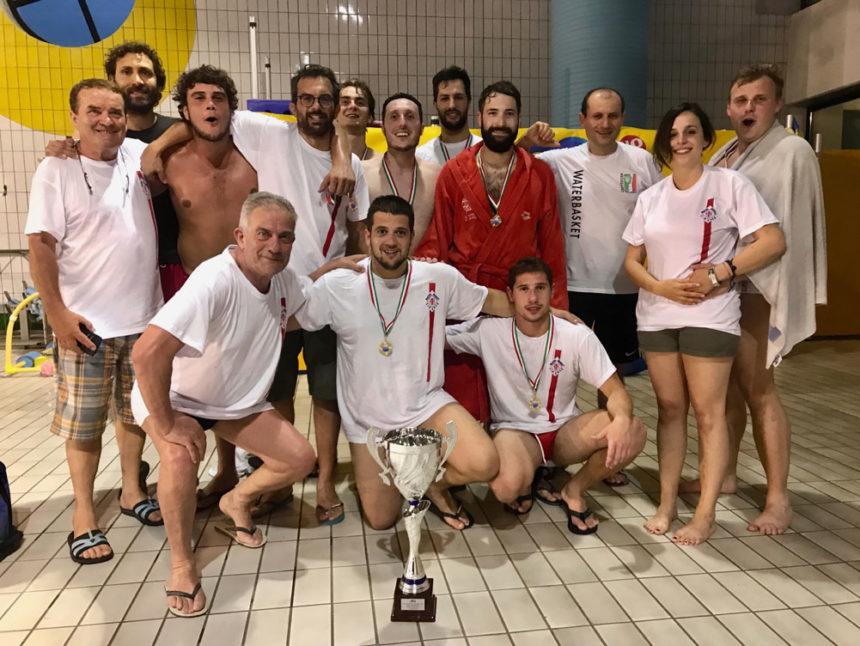 Gran finale per il waterbasket campionato e european super cup a firenze - Piscina nannini firenze ...