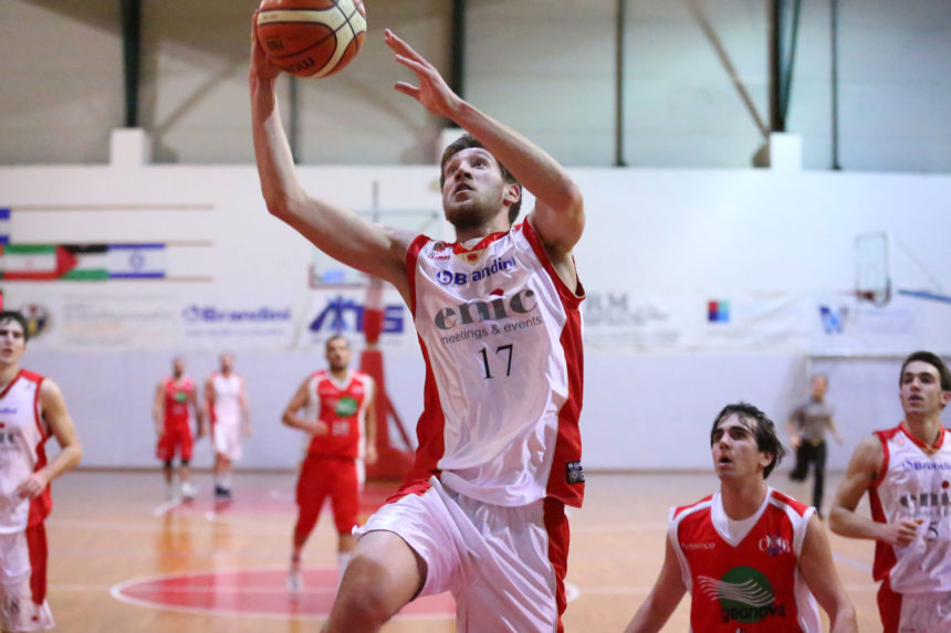 Lorenzo Passoni Pino Dragons Basket