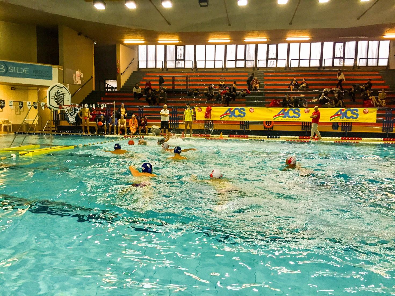Waterbasket firenze sottotono ne approfitta perugia che - San marcellino piscina ...
