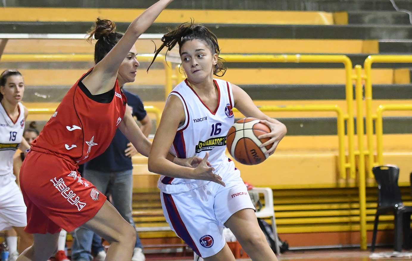 Ultima frazione super e la Florence sbanca Lavagna - Firenze Basketblog