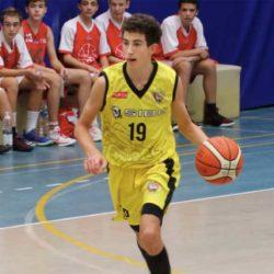 calenzano basket under 15
