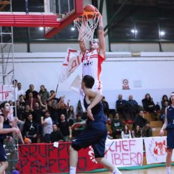 Andrea Filippi Enic Pino Dragons Basket