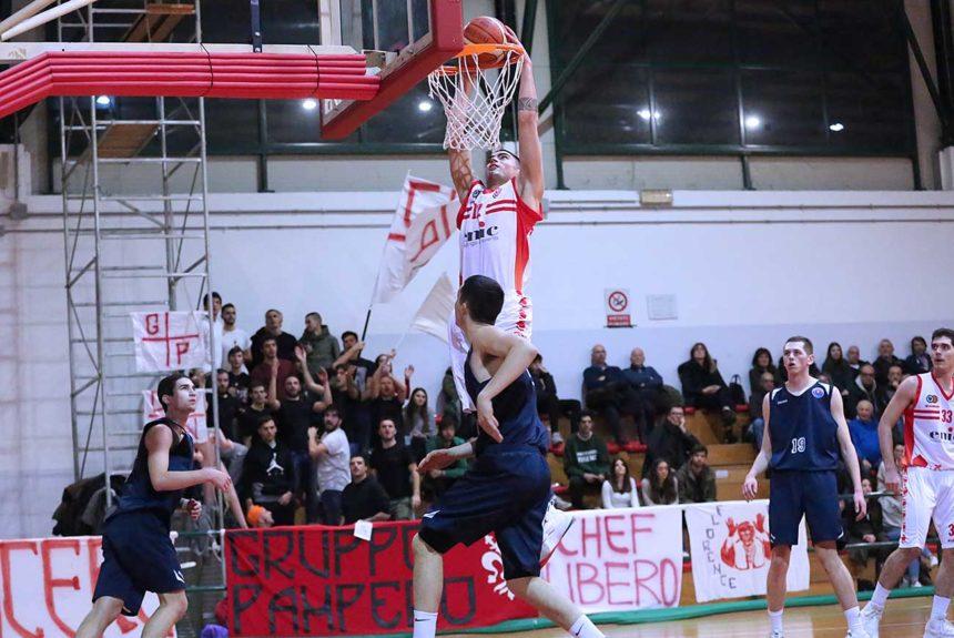 Andrea Filippi Enic Pino Dragons Basket