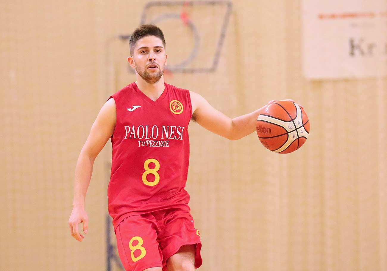Poggibonsi vince con Valdambra e riaggancia la vetta della classifica - Firenze Basketblog