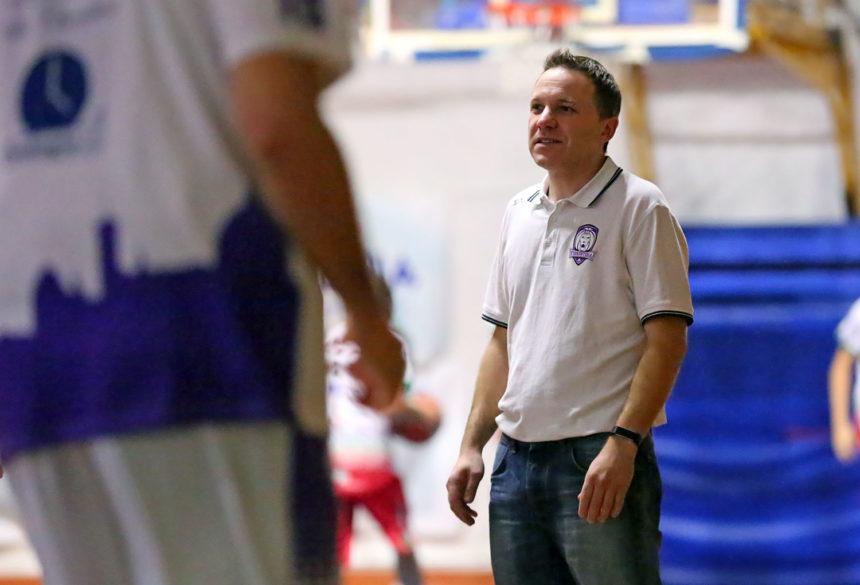 coach Alberto Baccetti basket mugello