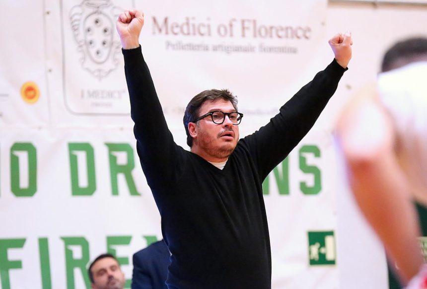 Coach Marco Andreazza