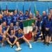 Un fiorentino campione del mondo. Scarselli festeggia con l'Italia Over 40